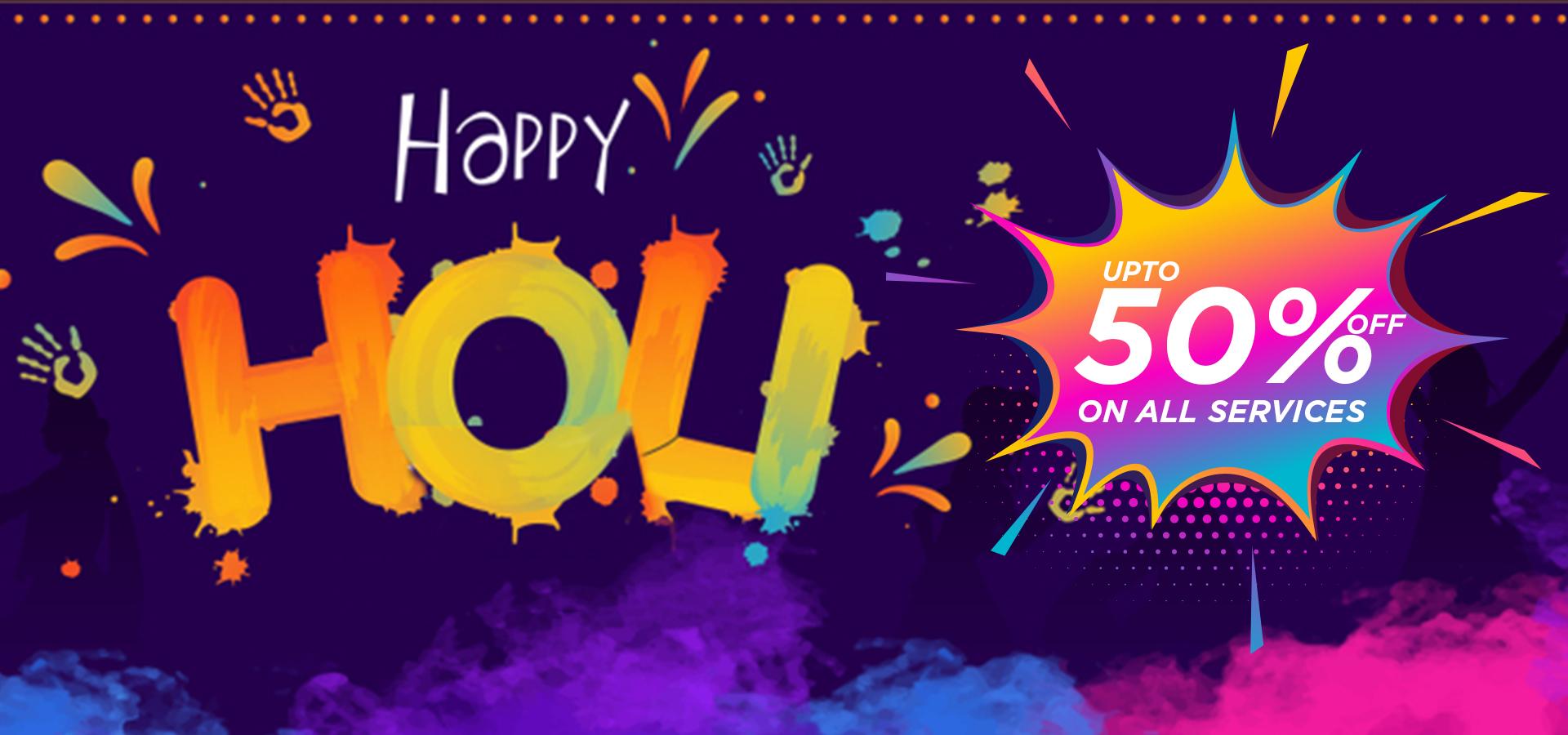Holi-Banner