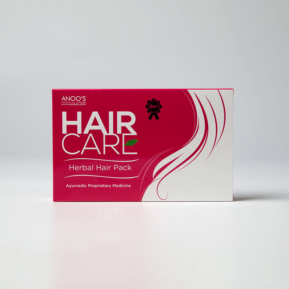 Anoo's® Hair Care (Herbal Hair Pack)